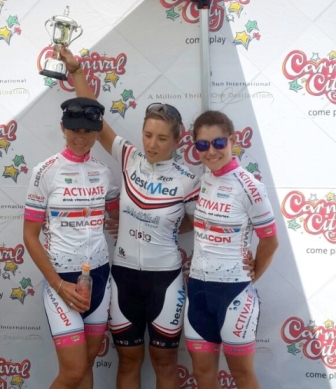 Carnival City Classic Results Le Court Wins Women S Race