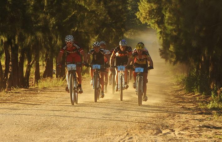 The Herald VW Cycle Tour 80km Extreme mountain bike challenge. Photo: Supplied