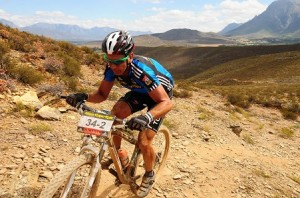 Supercycling presenter and triple Cape Epic champion in his age group, Andrew Mclean, will participate in the three-day PwC Great Trek just outside Port Elizabeth from May 30. Photo: Sportograf