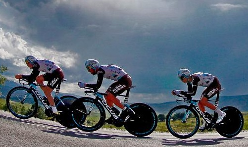 UCI Road World Champs. Photo: www.twitter.com / @Ponferrada2014