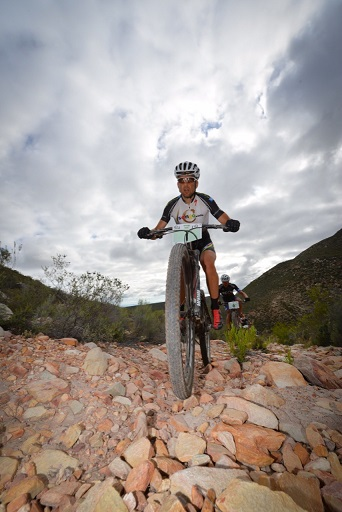 Christoph Sauser will be looking for his second Attakwas victory in three years. Photo: Zoon Cronje