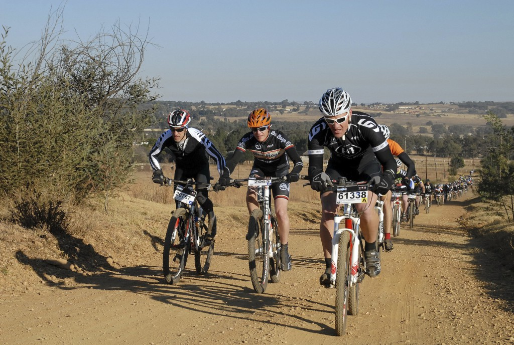 Participants in this year's Bestmed Walkerville MTB Classic, presented by ASG, can look forward to a new 80km ultramarathon distance and a new timeslot when the race rolls out from the Boswell Wilkie Circus in Randvaal on May 23. Photo: Jetline Action Photo