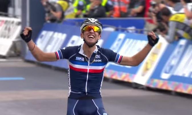 Kevin Ledanois. Photo: UCI