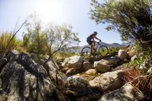 Mountain bikers are ready to take on the second event in the Liberty Encounter Series when the Waterberg MTB Encounter takes place near Bela-Bela. Photo: Ewald Sadie