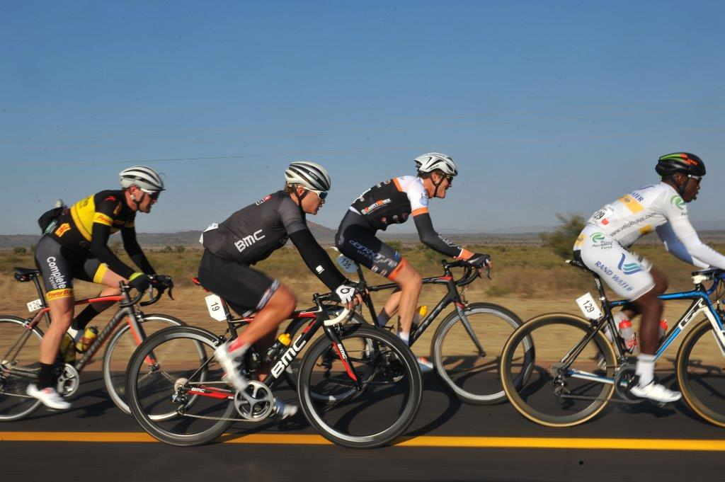 Cycle4Cansa Road Classic The Citizen (7) – In the Bunch