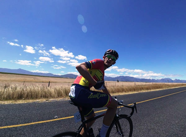 Willie Smit won stage two of the Clover Lowveld Tour.