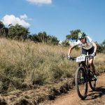 Mariske Strauss won the women's cross-country race at the SA MTB Championships in Mbombela, Mpumalanga, today.