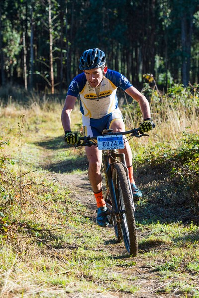 Max Knox hopes to stay ahead of the competition at the National MTB Series.