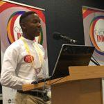Bonga Ngqobane speaking