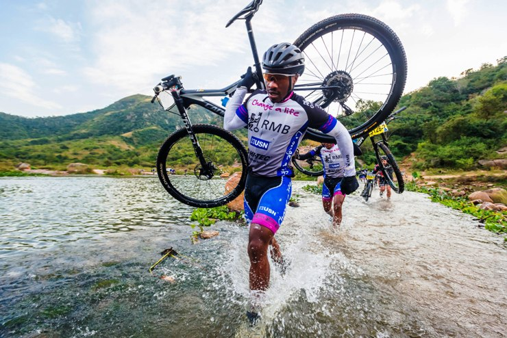 RMB Change a Life Academy, the pair of Ndumiso Dontso and Mboneni Ngcobo clinched their first dusi2c title on Sunday