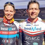 Sanet Coetzee and Anton Smal won stage two of the 2017 Waterberg Encounter.