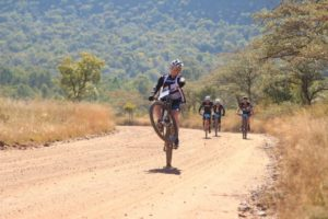 Tough riders conquered day one of the Waterberg MTB Encounter