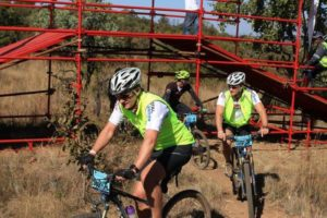 Riders faced many challenges at the Waterberg MTB Encounter