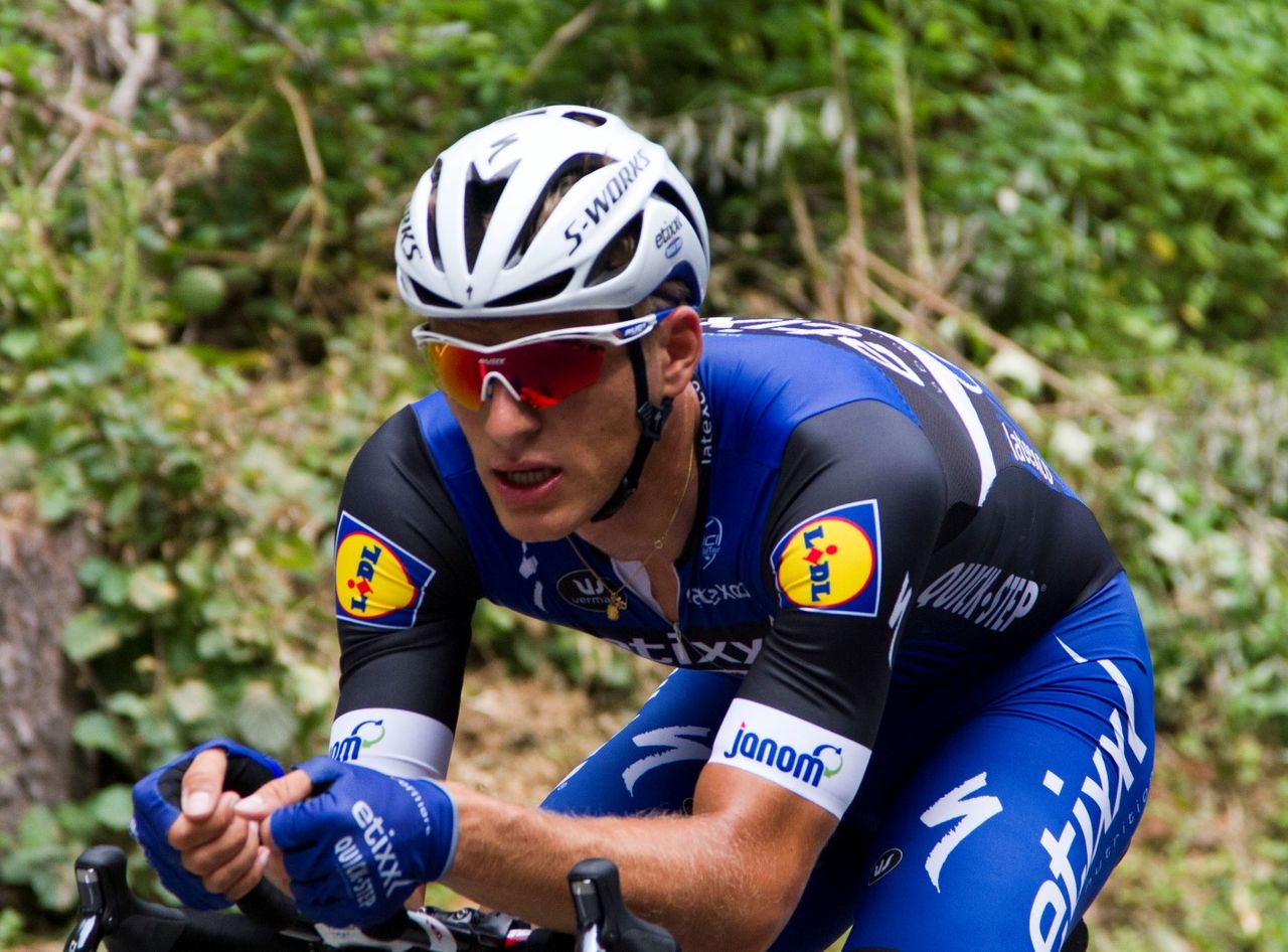Marcel Kittel at Tour de France.