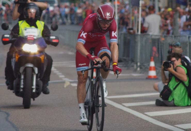 Tony Martin is a German professional road cyclist.