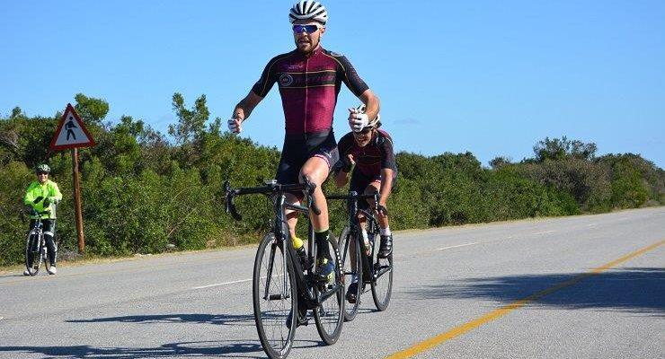 Max Sullivan wins the road race