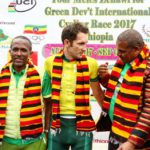 Willie Smit still leads overall after stage three of Tour of Ethiopia today.