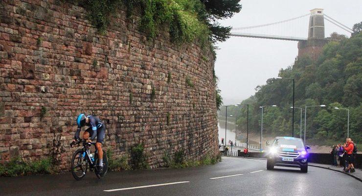 Danny van Poppel won stage five ofTour de PologneinRzeszow.