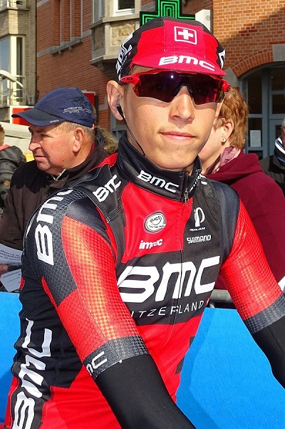 BMC's Dylan Teuns won stage three of Tour de Pologne today.