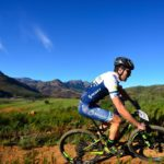 Gert Heyns placed second at the third round of the Trailseeker Series in Wellington yesterday.