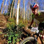Matthys Beukes won round three of the Trailseeker Series in Wellington yesterday.