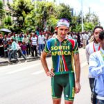 Willie Smit placed third after stage one of Tour of Ethiopia today.