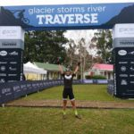 Yolande de Villiers took the win on stage one of Storms River Traverse in Tsitsikamma today.