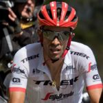 Alberto Contador won the penultimate stage of the Vuelta a Espana today.