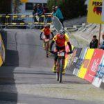 Daniel Geismayr and Jocken Käss won the Swiss Epic after stage five today.