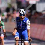 Quick-Step Floors' Fernando Gaviria won stage four of Tour of Britain today.