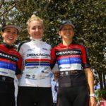 Race for Victory winner Heidi Dalton