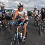 Cyclists in action during last year's Mauritius 100km Cycle Tour.