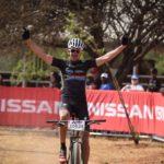 Nico Bell wins the Trailseeker Series Gauteng #4 Hazeldean.