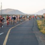 The West Coast Express Funride took place today. The 78km road race saw Christian Skosan and Simone Faulmann win their respective men's and women's titles.