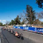 Competition at the Para-cycling Road World Championship