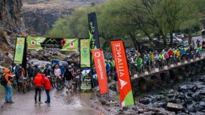 Day six start of Lesotho Sky