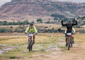 High spirits at Lesotho Sky