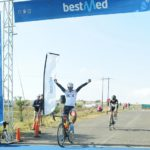 After joining an early breakaway, BCX's Nolan Hoffman won his second Bestmed Satellite Championship in Maropeng today.
