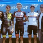 947 Mountain Bike Challenge men's podium