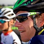 Daryl Impey at the 47 Cycle Challenge