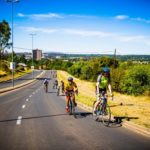 Mangaung Cycle Tour action