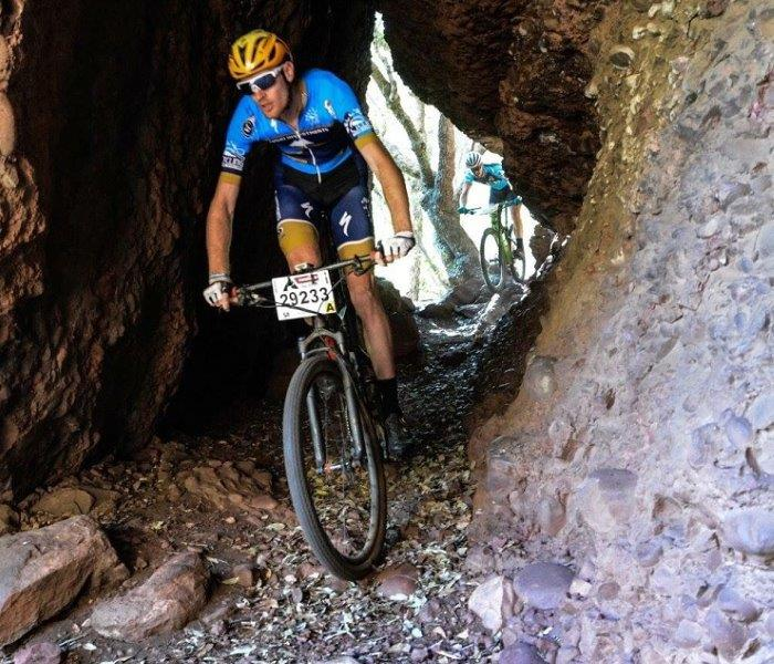The Stellenbosch Cycle Tour could be Declan Sidey's swansong. Photo: ZC Marketing Consulting.