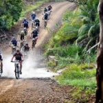 Alex Muller and Chante Olivier won the main 75km feature at the Hartenbos MTB Race