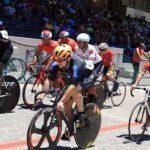 David Maree won the 'Devil' race at Paarl Boxing Day