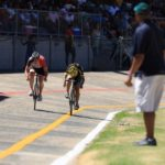 Elfriede Wolfaardt won the women's 3km race at Paarl Boxing Day