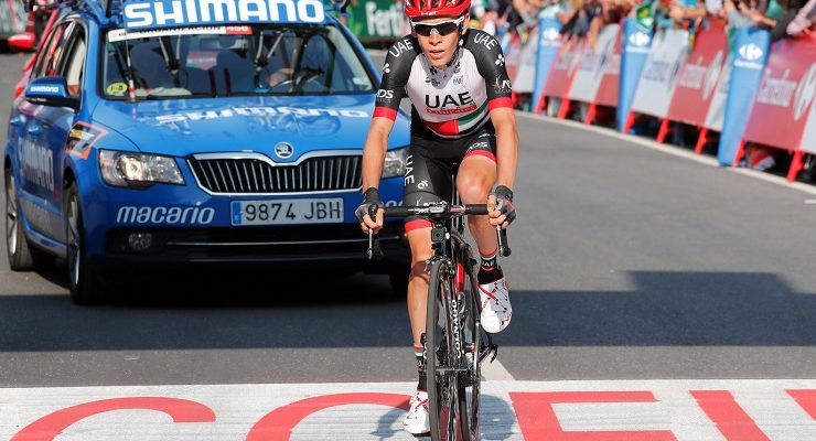 Louis Meintjes sets sights on two UCI World Tour events