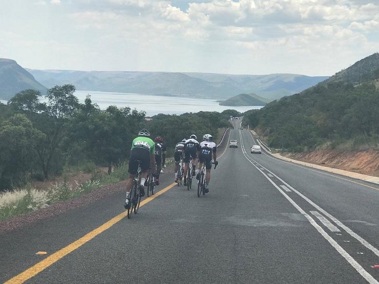 Clint Hendricks won Mpumalanga Tour stage six