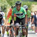 Nicholas Dlamini hopes to perform at Tour Down Under