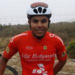 Shameeg Salie has joined Team Randwater-Transnet Cycling