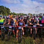 Bradley Potgieter and Kristen Louw won the 70km Summer Fast One MTB race